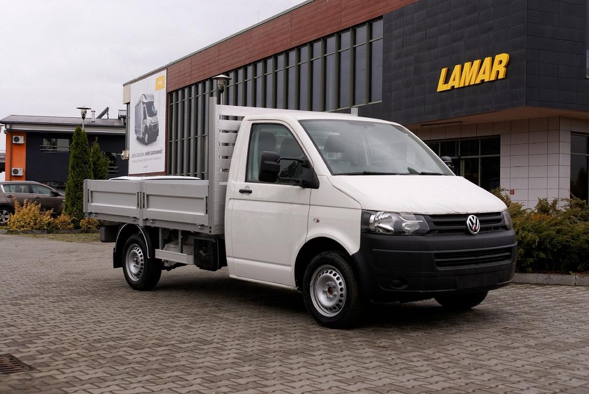 volkswagen transporter t6 offene pritsche. Black Bedroom Furniture Sets. Home Design Ideas