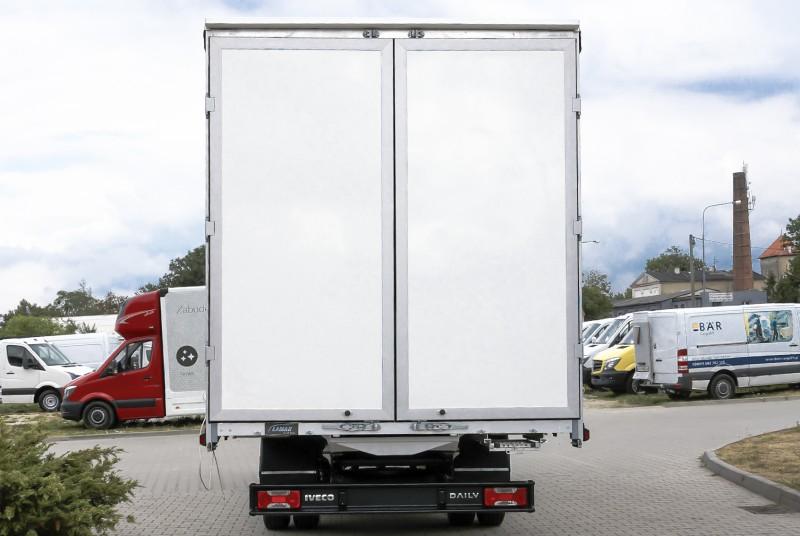 Drzwi kontenerowe LAMAR skrzynie z plandeką