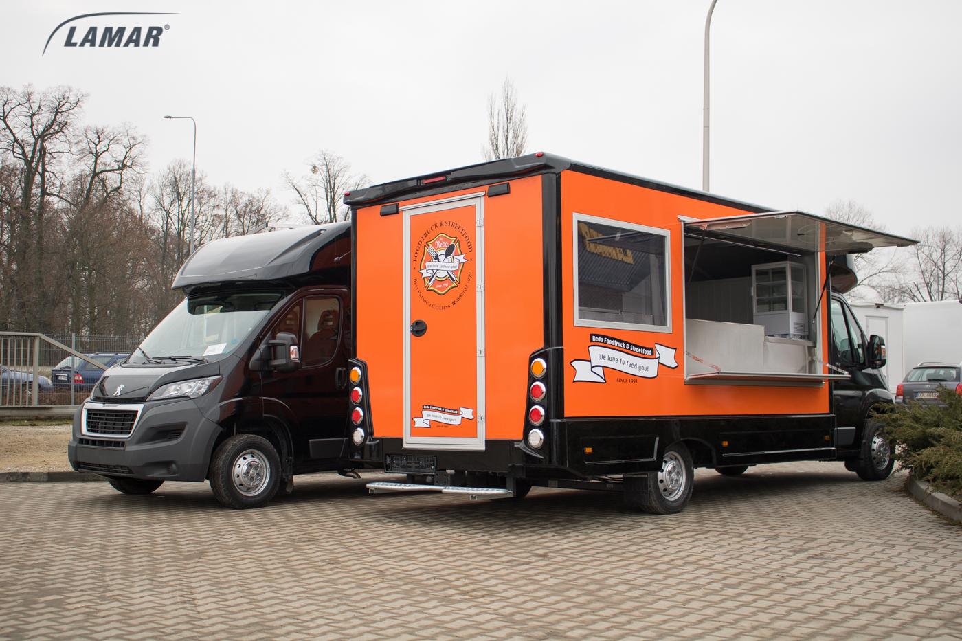 food truck mobile restaurant lamar lambox. Black Bedroom Furniture Sets. Home Design Ideas