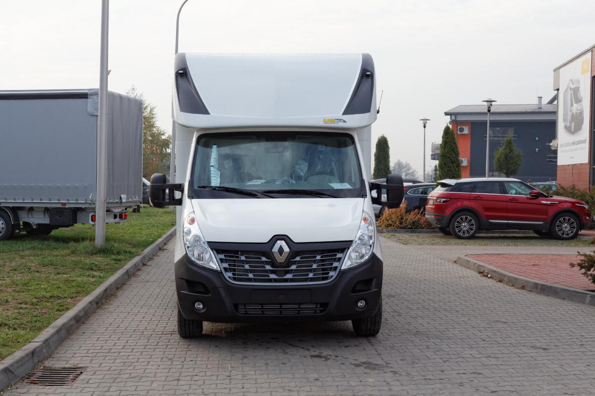Renault Master Lambox Transport Truck Lamar