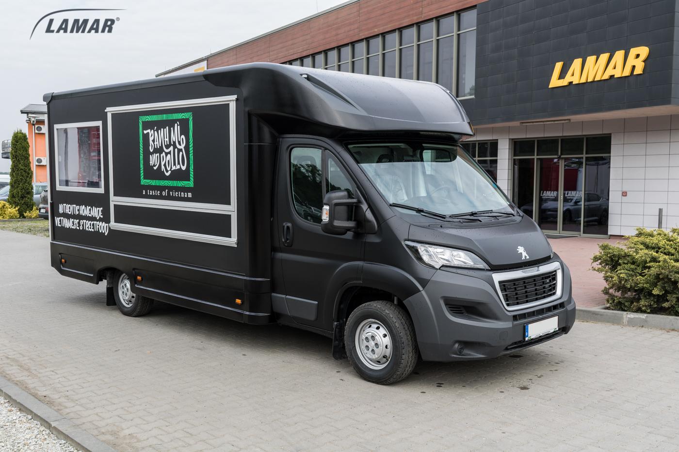Wp Food Truck