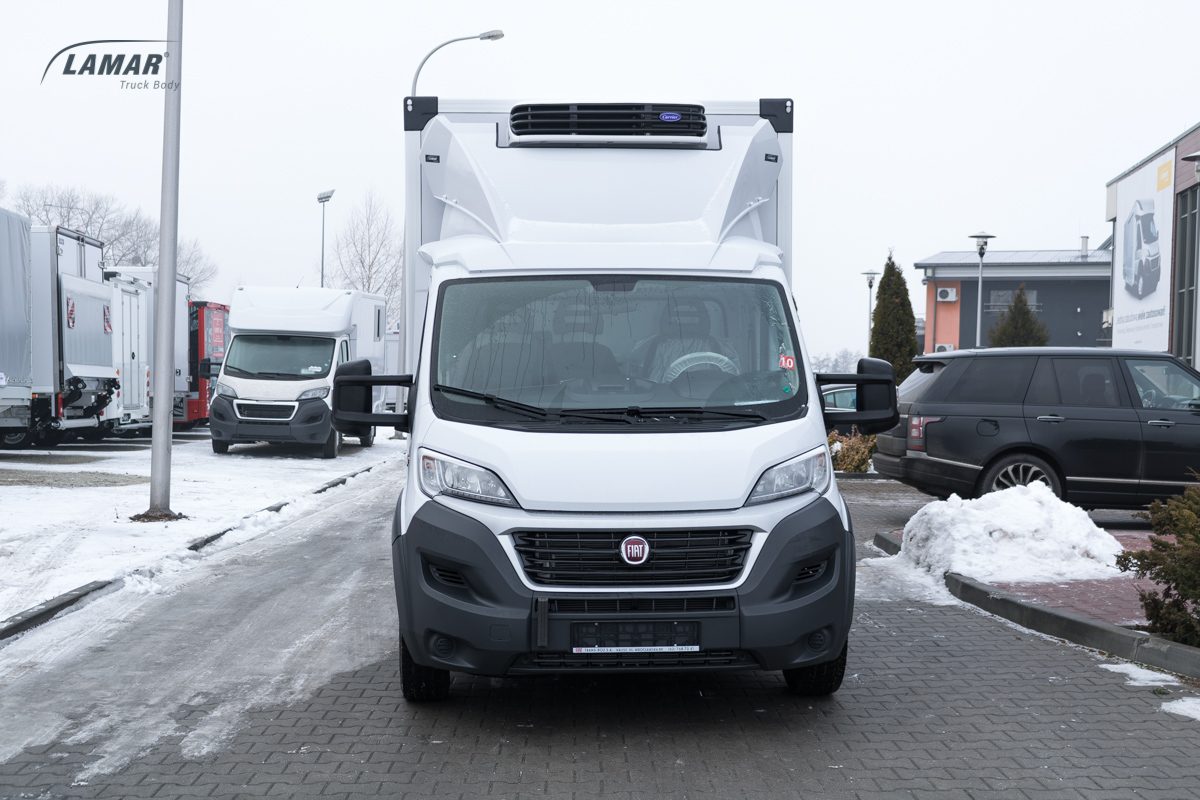 Fiat Ducato Isotherm With Cargolift Lamar # Muebles Fiat Ducato